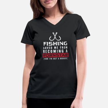 Recreational Fishing Recreation - Women's V-Neck T-Shirt