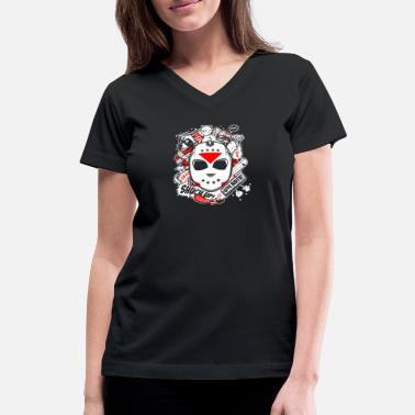 Delirious Delirious - Women's V-Neck T-Shirt