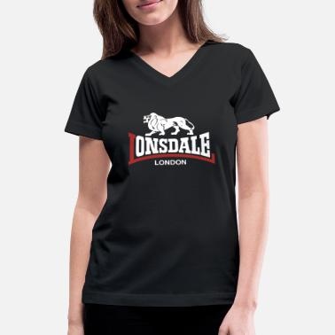 Lonsdale Lonsdale London - Women's V-Neck T-Shirt