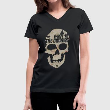 The Goonies The Goonies - Women's V-Neck T-Shirt