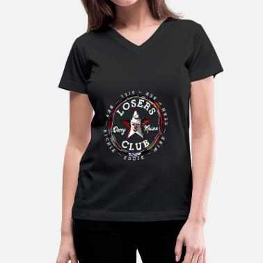 Losers Club The Losers Club - Women's V-Neck T-Shirt