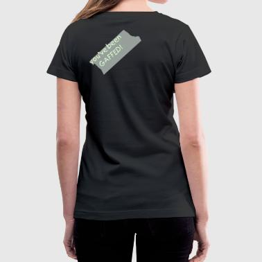 tape (short) - Women's V-Neck T-Shirt
