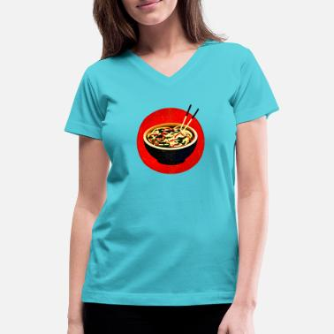 Pho Gift Pho soup? - Women's V-Neck T-Shirt