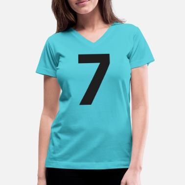 Fifty Seven Seven - Women's V-Neck T-Shirt