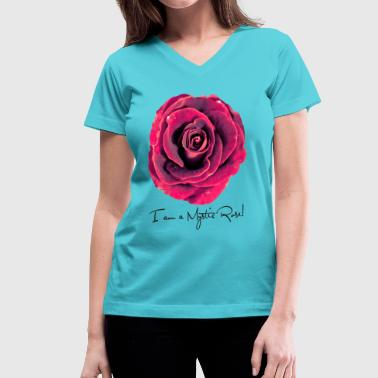 OshoMysticRose - Women's V-Neck T-Shirt