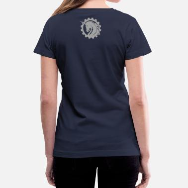 Aokp AOKP BLACK (SM) - Women's V-Neck T-Shirt