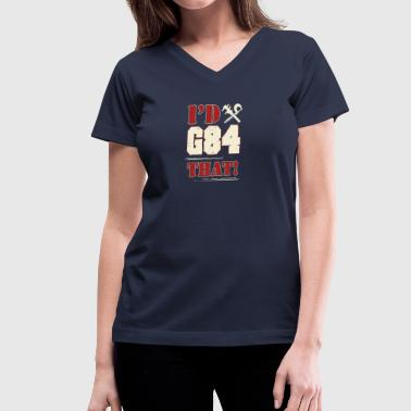 MACHINIST G84 That - Women's V-Neck T-Shirt