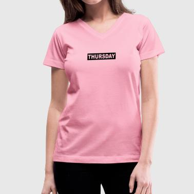 Shop Thursday T-Shirts online   Spreadshirt
