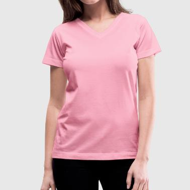 Parents appreciation - Women's V-Neck T-Shirt