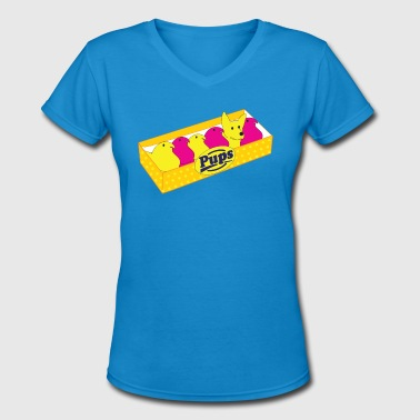 Sweet Healer Treat - Women's V-Neck T-Shirt