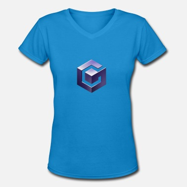 Gonflables - Women's V-Neck T-Shirt