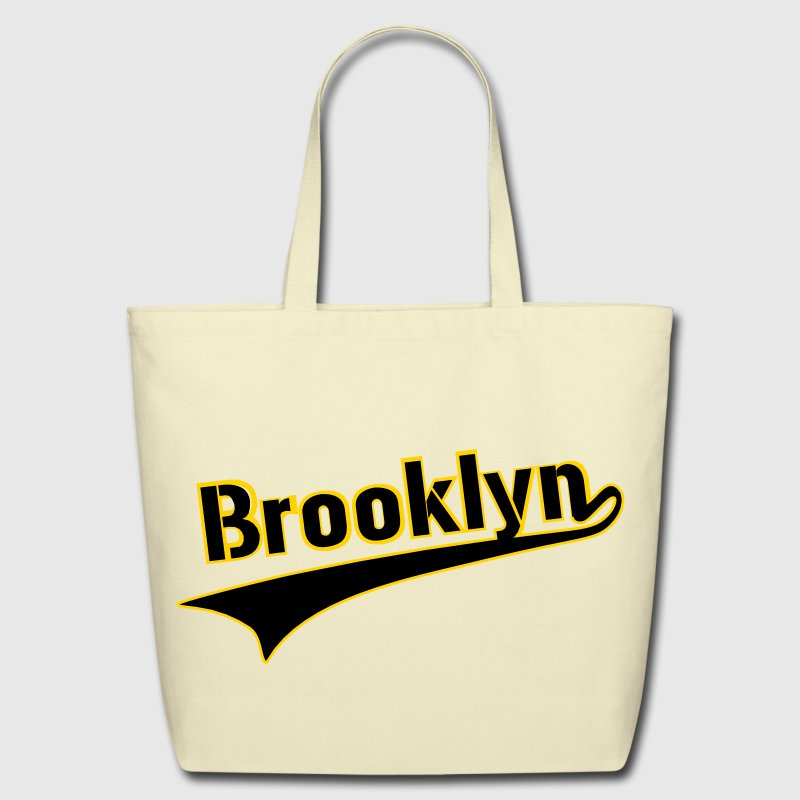 Brooklyn - Eco-Friendly Cotton Tote