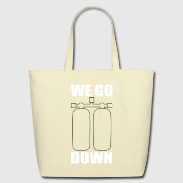diver - Eco-Friendly Cotton Tote