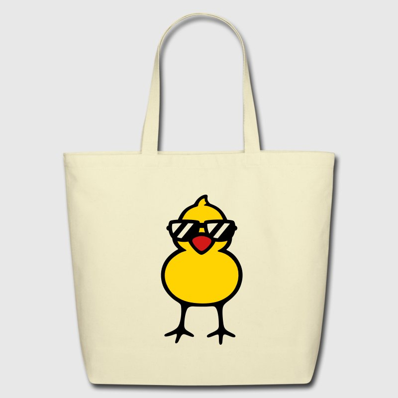 Cool Chick - Eco-Friendly Cotton Tote