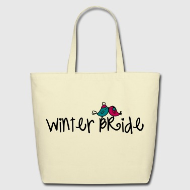 Winter Bride - Eco-Friendly Cotton Tote