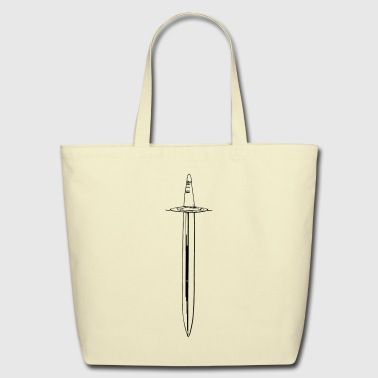 Sword - Eco-Friendly Cotton Tote