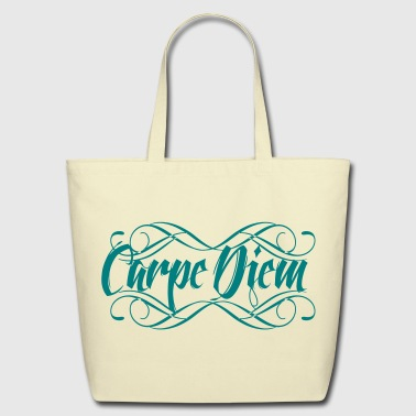 Carpe Diem - Eco-Friendly Cotton Tote