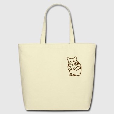 hamster - Eco-Friendly Cotton Tote