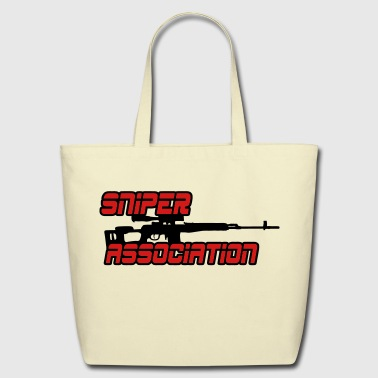 Sniper Association - Eco-Friendly Cotton Tote