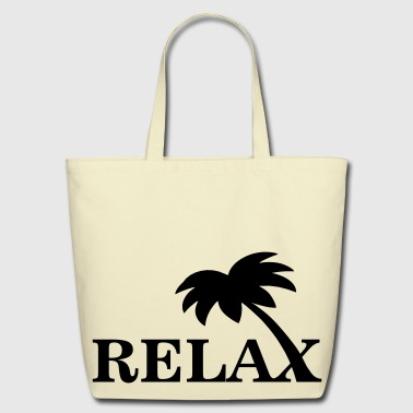 Relax - Eco-Friendly Cotton Tote