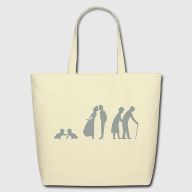 COUPLES - Eco-Friendly Cotton Tote