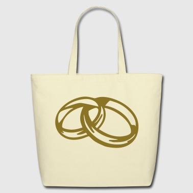 Wedding Band - Eco-Friendly Cotton Tote