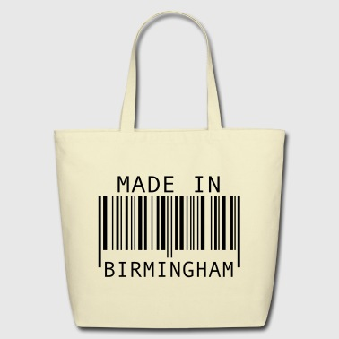 Made in Birmingham - Eco-Friendly Cotton Tote