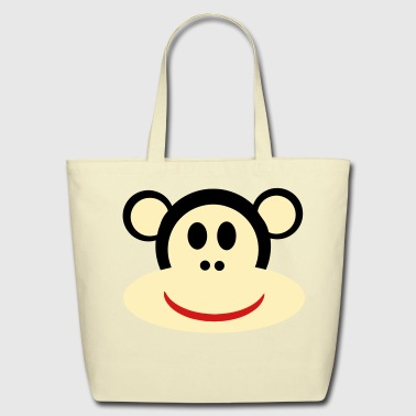 monkey - Eco-Friendly Cotton Tote