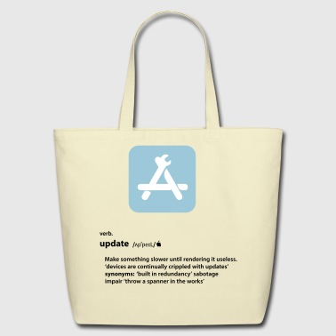 update - Eco-Friendly Cotton Tote