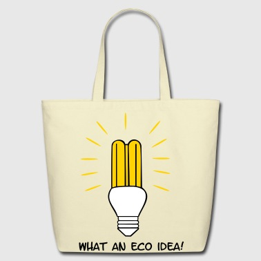 Eco Idea! - Eco-Friendly Cotton Tote