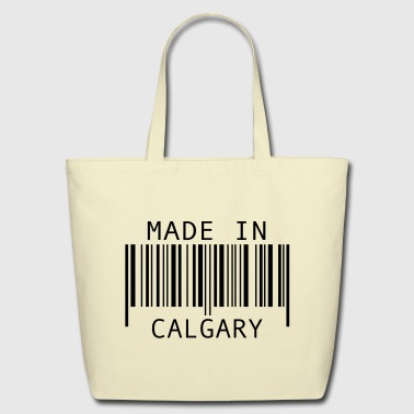 Made in Calgary - Eco-Friendly Cotton Tote