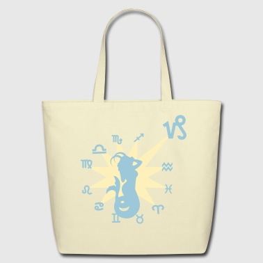 Capricorn - Eco-Friendly Cotton Tote