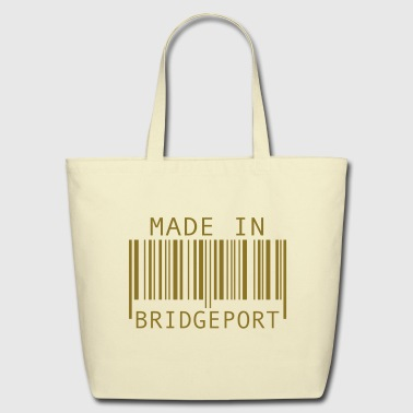 Made in Bridgeport - Eco-Friendly Cotton Tote