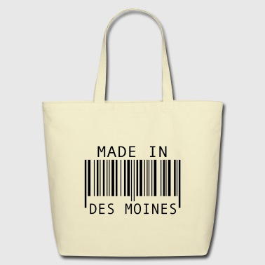 Made in Des Moines - Eco-Friendly Cotton Tote