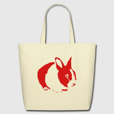 Bunny - Eco-Friendly Cotton Tote