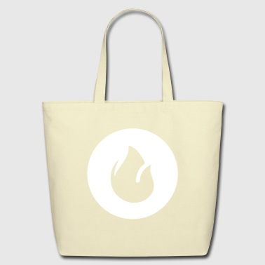 Fire - Eco-Friendly Cotton Tote