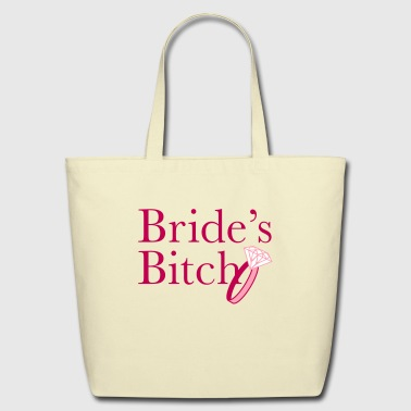 Bride's Bitch - Eco-Friendly Cotton Tote