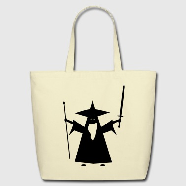 wizard - Eco-Friendly Cotton Tote