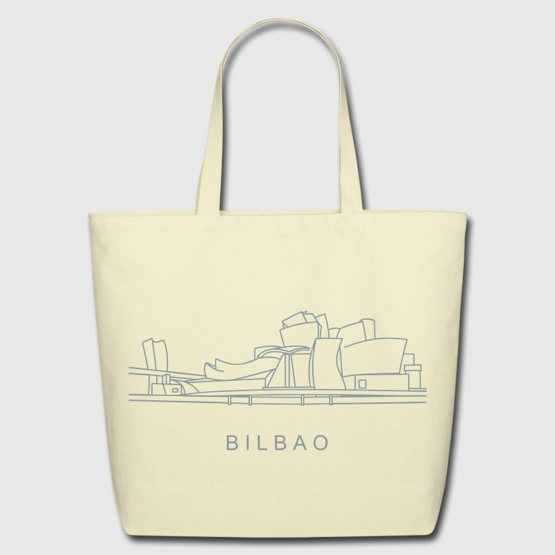 Guggenheim Museum Bilbao - Eco-Friendly Cotton Tote