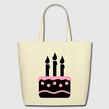 cake - Eco-Friendly Cotton Tote