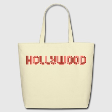 Hollywood - Eco-Friendly Cotton Tote