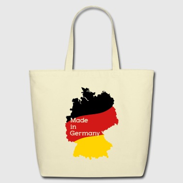 Made in Germany - Eco-Friendly Cotton Tote