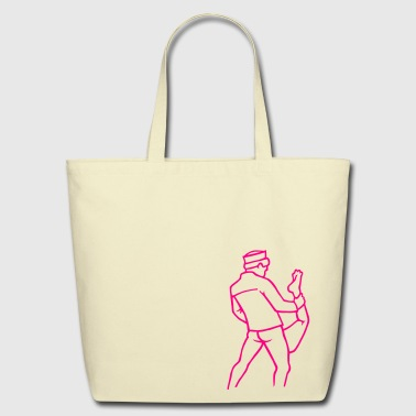 Sailor´s love - Eco-Friendly Cotton Tote