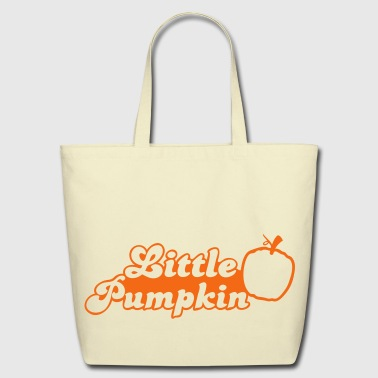 little pumpkin for little baby - Eco-Friendly Cotton Tote