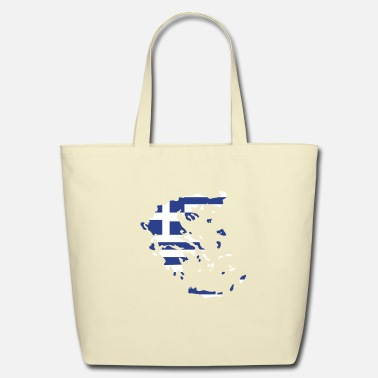 Greece Greece - Eco-Friendly Cotton Tote