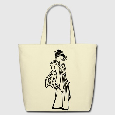 Geisha - Eco-Friendly Cotton Tote