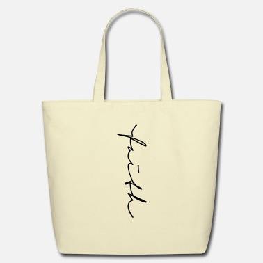Christian Faith Christian - Eco-Friendly Cotton Tote