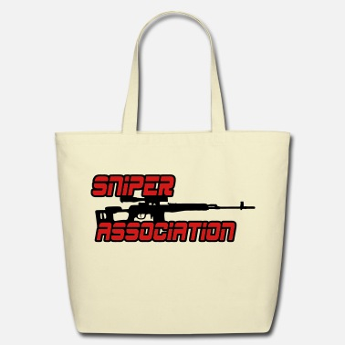 Association Sniper Association - Eco-Friendly Cotton Tote