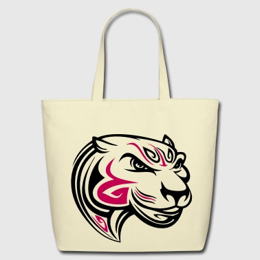 darr black panther - Eco-Friendly Cotton Tote