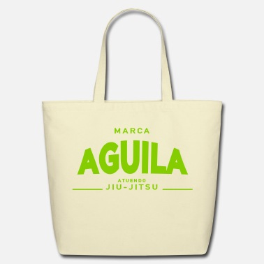 Jiujitsu AGUILA BJJ ATUENDO JIUJITSU - Eco-Friendly Cotton Tote